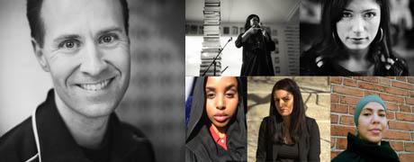 Smedjeback och Hijabuppropet prisas i Martin Luther Kings och Rosa Parks namn