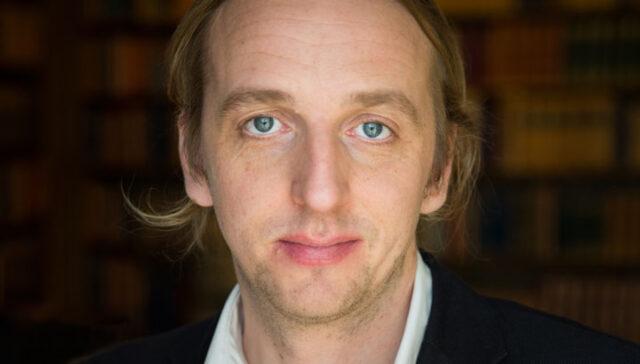 Martin Schibbye får Martin Luther King-priset 2017