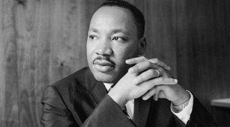 Martin Luther King-priset delas ut